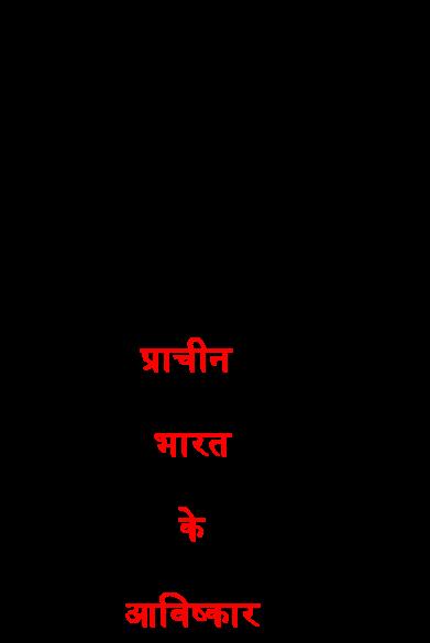 प्राचीन भारत के आविष्कार