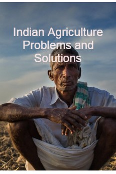 Agriculture in India. Why Indian farmers are so poor ?