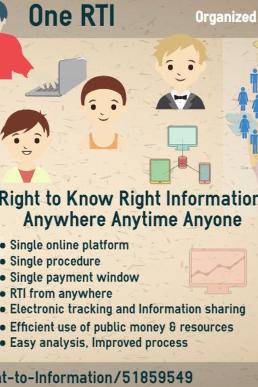 माहितीचा अधिकार कायदा