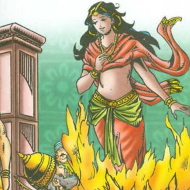 திரௌபதி யின் கதை